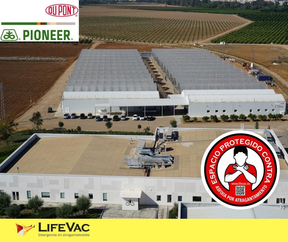 Dupont Pioneer adquiere LifeVac