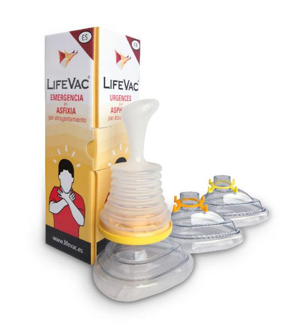 Atragantamiento – Dispositivio anti LIFEVAC